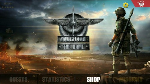 Yalghaar Game: Commando for Android